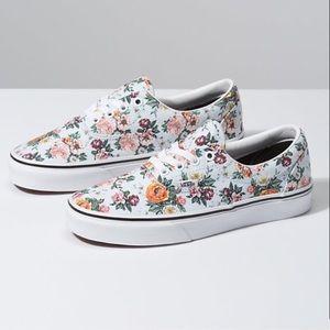 NWT Vans Era Garden Floral Skate Shoe W 9.5, M 8